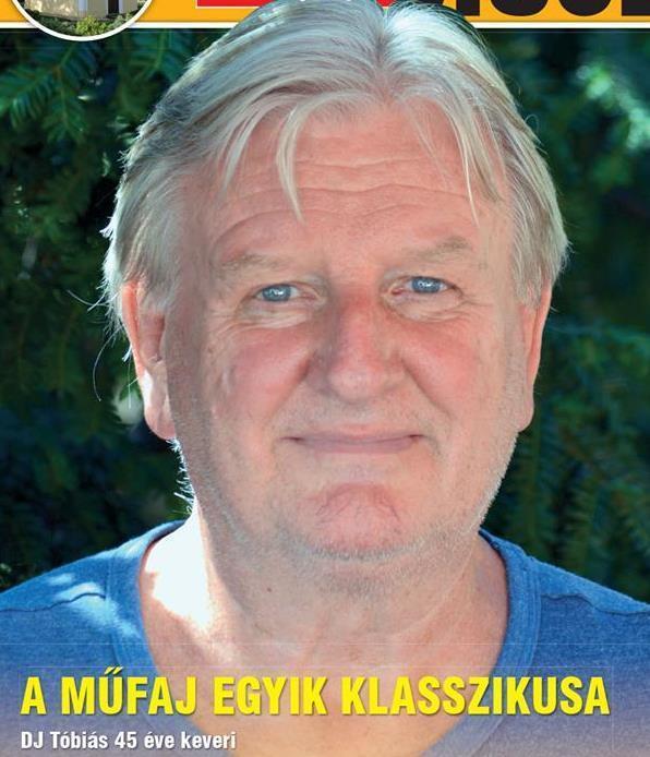 dj Tóbiás Tahi-Tóth Gábor