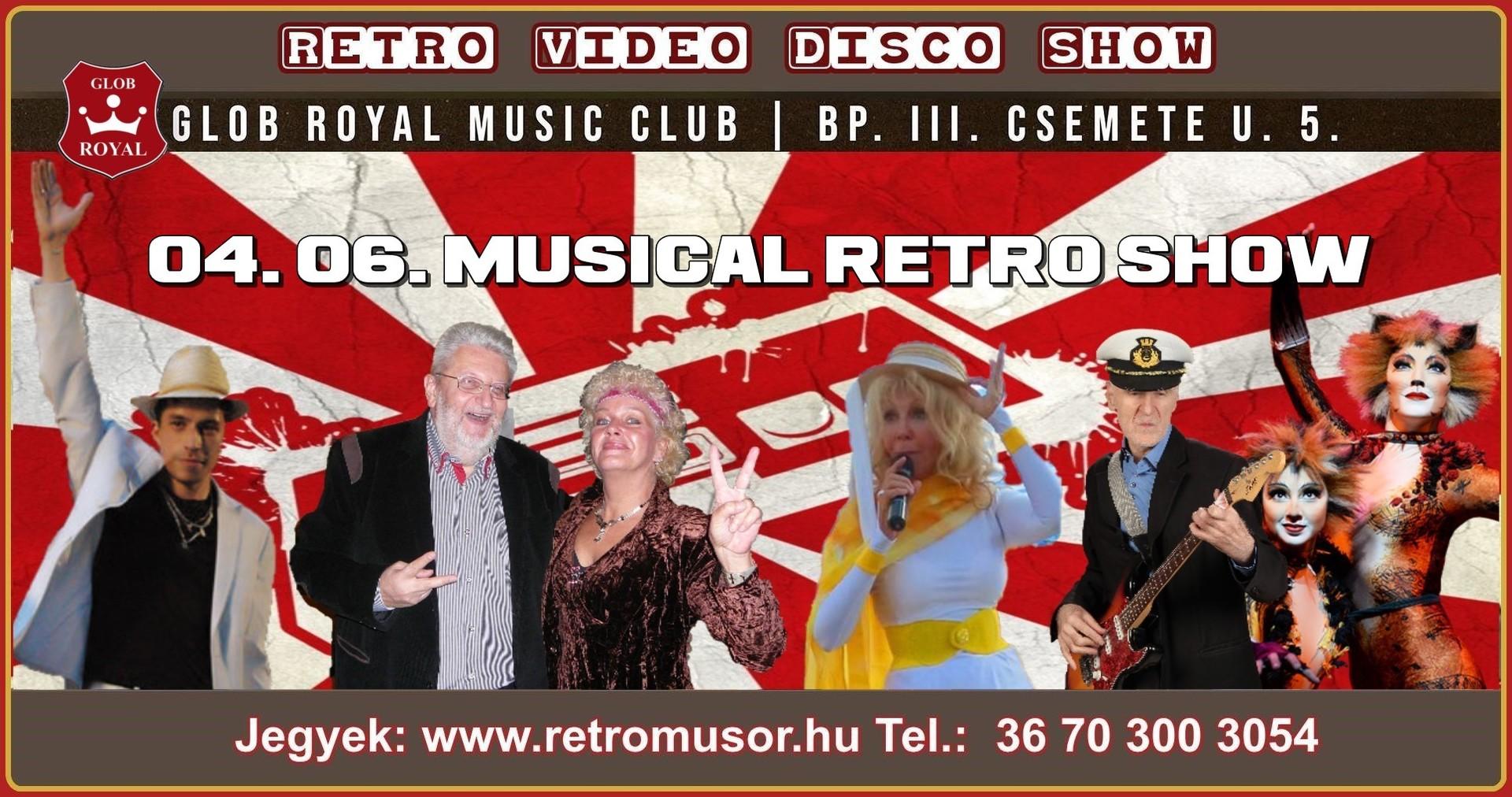Retro Video Disco Óbudán