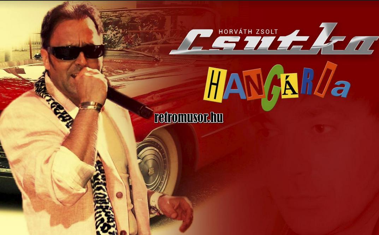 CSUTKA műsora, Hangária rock and roll zenekar megrendelése