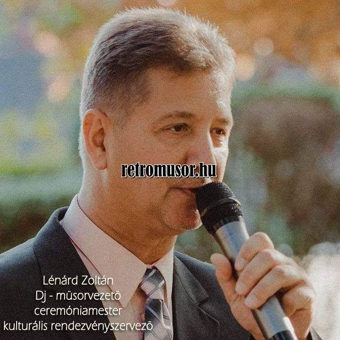 ESKÜVŐ DJ - Wedding One Man Show, Lénárd Zoltán
